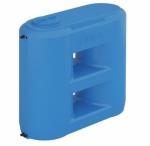 Бак д/воды Combi  W-1500 BW (сине-белый) с поплавком