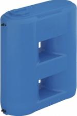 Бак д/воды Combi (синий)  W-1500 с поплавком Миасс