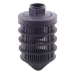Фильтр водозаборный Пластиковый. Диам. - 95 мм, присоед. - 32 мм